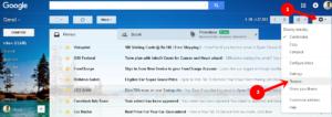 Gmail Ka Background Theme(Colour) Kaise Change Kare