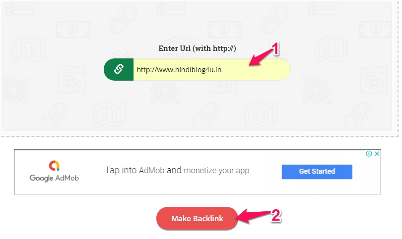 Make Backlinks